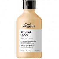 L'OREAL PROFESSIONNEL ABSOLUT REPAIR GOLD QUINOA + PROTEIN Instant Resurfacing Shampoo 300ml