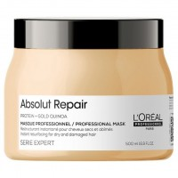 L'OREAL PROFESSIONNEL ABSOLUT REPAIR GOLD QUINOA + PROTEIN Instant Resurfacing Mask 500ml