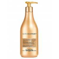 L'OREAL PROFESSIONNEL ABSOLUT REPAIR GOLD QUINOA + PROTEIN Instant Resurfacing Shampoo 500ml