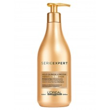 L'OREAL PROFESSIONNEL ABSOLUT REPAIR GOLD QUINOA + PROTEIN Instant Resurfacing Shampoo 500ml