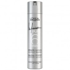 L'OREAL PROFESSIONNEL Infinium Pure Strong Hairspray 500ml