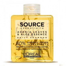 L'OREAL PROFESSIONNEL SOURCE ESSENTIELLE ACACIA LEAVES & ALOE ESSENCE DAILY SHAMPOO 300ML