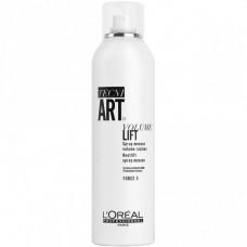 L'OREAL PROFESSIONNEL Tecni Art Volume Lift Spray Mousse 250ml