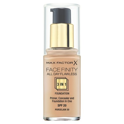 MAX FACTOR FDT FACEFINITY ALL DAY FLAWLESS 3-IN-1