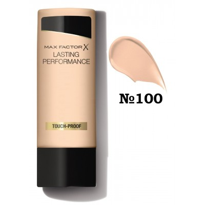 MAX FACTOR FDT LASTING PERFORMANCE
