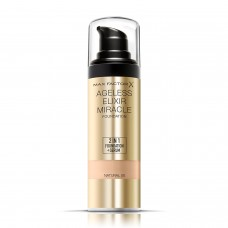 MAX FACTOR AGELESS ELIXIR MIRACLE 2 IN 1 FDT+SERUM