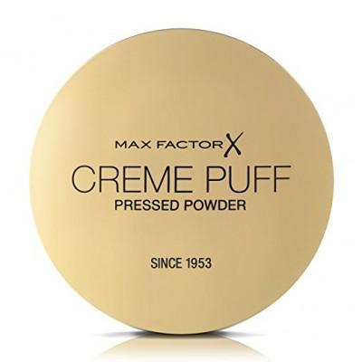MAX FACTOR PRESSED POWDER CRÈME PUFF