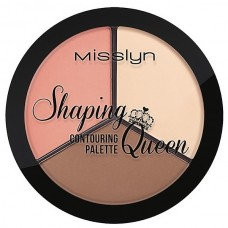 MISSLYN SHAPING QUEEN CONTOURING PALETTE 13 g