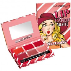 MISSLYN LIP CANDY PALETTE 6 x 4g