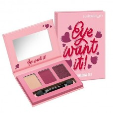 MISSLYN EYE-WANT IT! EYESHADOW SET