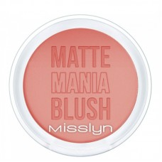 MISSLYN MATTE MANIA BLUSH