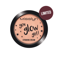 MISSLYN YOU GLOW GIRL! STROBING CREAM
