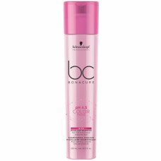 SCHWARZKOPF BC COLOR FREEZE pH 4.5 Rich Micellar Shampoo 250ml