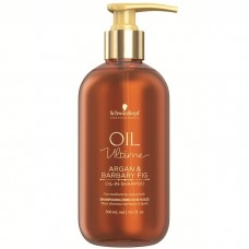 SCHWARZKOPF BC OIL ULTIME ARGAN & BARBARY FIG Oil-In Shampoo 300ml
