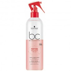SCHWARZKOPF BC PEPTIDE REPAIR RESCUE Spray Conditioner 400ml