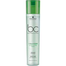 SCHWARZKOPF BC COLLAGEN VOLUME BOOST Micellar Shampoo (for fine hair) 250ml