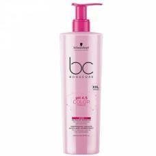SCHWARZKOPF BC COLOR FREEZE pH 4.5 Rich Micellar Shampoo 500ml