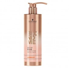 SCHWARZKOPF BLONDME Blush Wash Apricot Shampoo 250ml