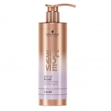 SCHWARZKOPF BLONDME Blush Wash Lilac Shampoo 250ml