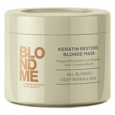SCHWARZKOPF BLONDME Keratin Restore Bonding Mask Cool Blondes 200 ml