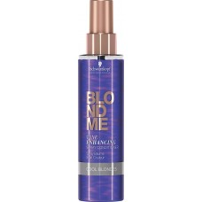 SCHWARZKOPF BLONDME Tone Enhancing Spray Conditioner 150 ml