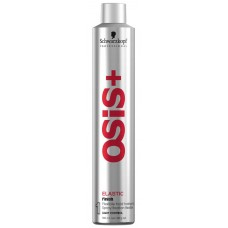SCHWARZKOPF OSIS+ ELASTIC FINISH Flexible Hold Haarspray Light Control 500ml