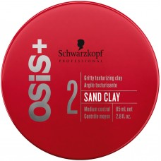 SCHWARZKOPF OSIS+ SAND CLAY Medium Control 85ml