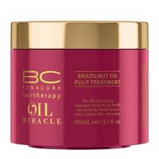 SCHWARZKOPF BC OIL MIRACLE Brazilnut Oil Pulp Treatment 150 ml