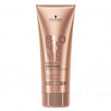 SCHWARZKOPF BLONDME Keratin Restore Bonding Conditioner 200 ml