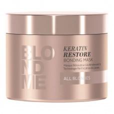 SCHWARZKOPF BLONDME Keratin Restore Bonding Mask All Blondes 200 ml