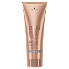 SCHWARZKOPF BLONDME Tone Enhancing Bonding Shampoo Cool Blondes 250ml