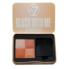 W7 BLUSH WITH ME COLOUR CUBES 8,5g
