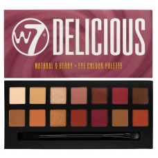 W7 EYE COLOUR PALETTE DELICIOUS 11,2g