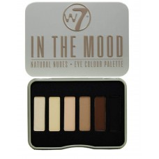 W7 EYE COLOUR PALETTE IN THE MOOD 7g
