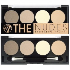 W7 EYESHADOW PALETTE THE NUDES 8,5g