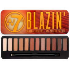 W7 EYE COLOUR PALETTE BLAZIN' 15,6g