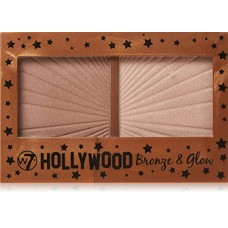 W7 BRONZE & GLOW HOLLYWOOD 13g