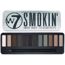 W7 EYE COLOUR PALETTE SMOKIN' SHADES 15,6g