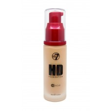 W7 HD FOUNDATION 30ml