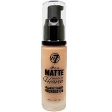 W7 MATTE MADE IN HEAVEN FOUNDATION 30ml
