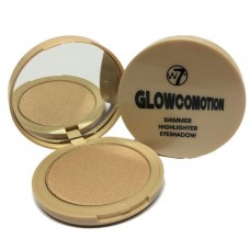 W7 SHIMMER HIGHLIGHER EYESHADOW GLOWCOMOTION 8,5г